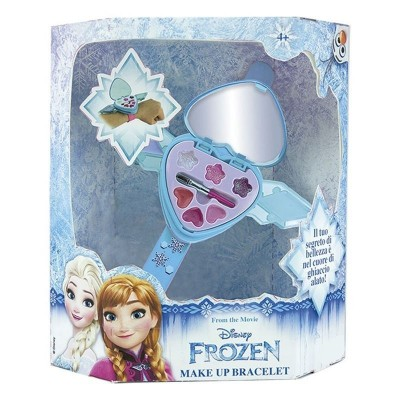 Brazalete maquillaje frozen