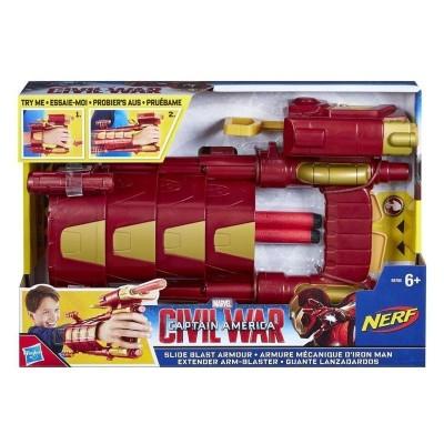 Guante revulsor iron man