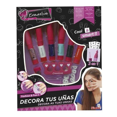 Creative decora tus uñas grande