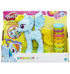 Playdoh my little pony