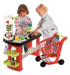 Supermercado + carrito