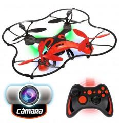 Vision drone con camara