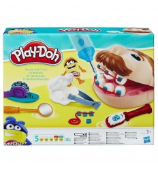 Playdoh dentista bromista