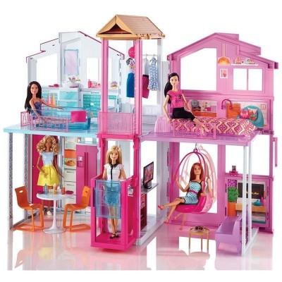 Supercasa de barbie