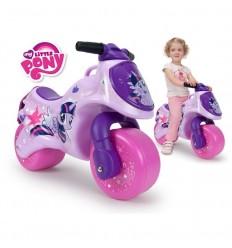 Correpasillos moto neox my little pony