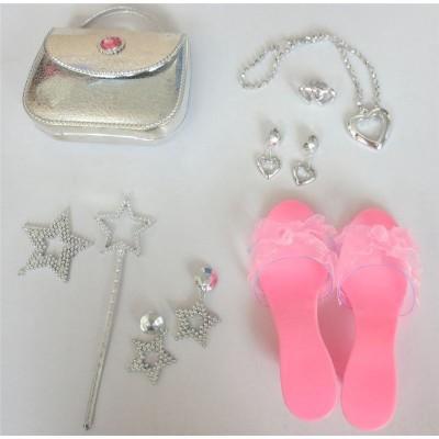 Conjunto de accesorios de belleza