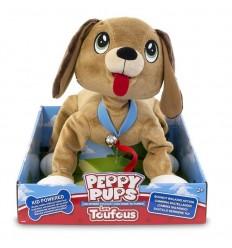 Peppy pup perrito