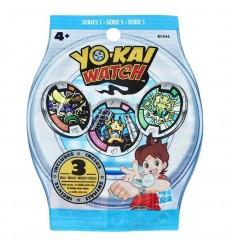 Sobres sorpresa Yo-Kai medallas