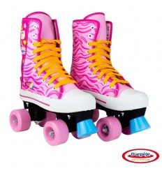 Patines bota funbee (32-33) colores soy luna