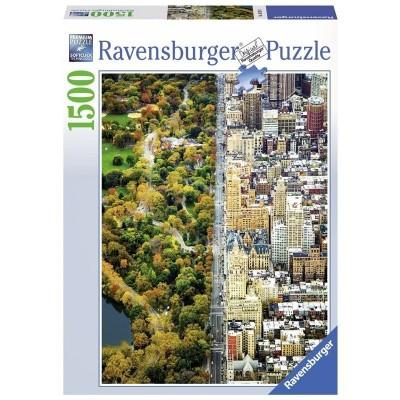 Puzzle 1500 ciudad dividida