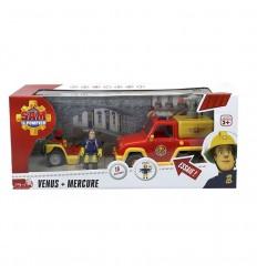 Fireman sam set quad mercury - venus