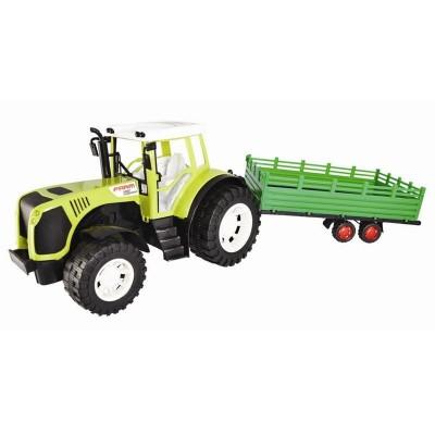 Tractor 55cm con trailer fricción
