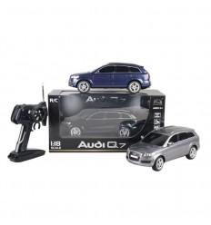 Audi q7 rc 1:18 con luces