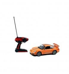 Porche 911 gt3 rc 1:14 con luces pack batería y pi