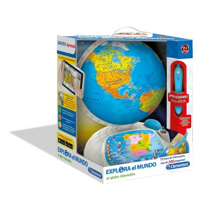 Explora el mundo - globo