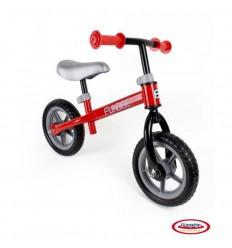 Bicicleta correpasillos metal rueda 10