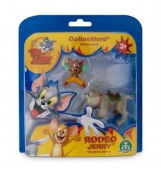 Tom & jerry - blister figura con accesorio
