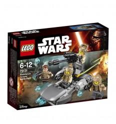Resistance trooper battle pack star wars