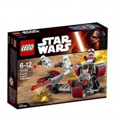 Pack de combate del imperio galactico