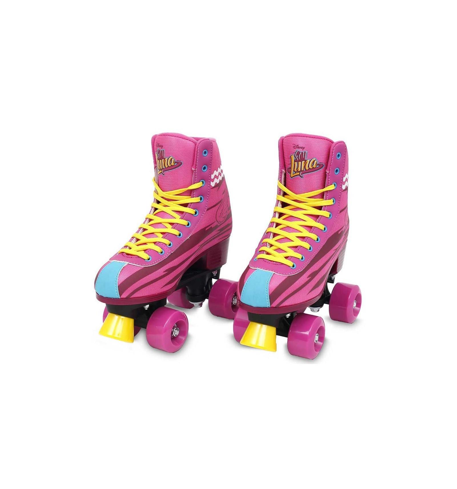 soy luna patines roller skate 32 33. Black Bedroom Furniture Sets. Home Design Ideas