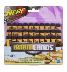 Nerf doomlands 30 dardos