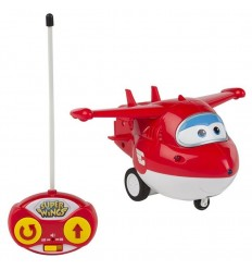 Superwings radio control jett