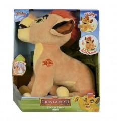 Lion guard peluche interactivo