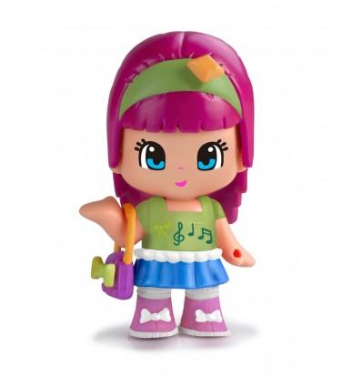 Pinypon Chica pelo rosa serie 7