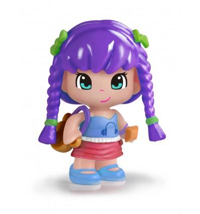 Pinypon Chica pelo Lila serie 7