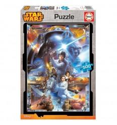 Puzzle 500 star wars