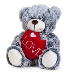 "Oso Corazón ""LOVE"" 18 cm"