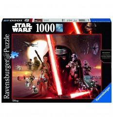 Puzzle 1000 pz star wars
