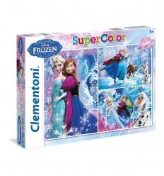 Puzzle 3 x 48 frozen