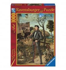 Puzzle 1000 pz vittore carpaccio: retrato de cabal