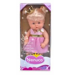 Nenuco Princess Cuca con Vestido Rosa