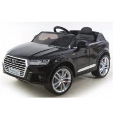 Audi Q7 12v. Negro
