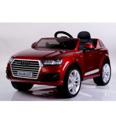 Audi Q7 12v. Rojo