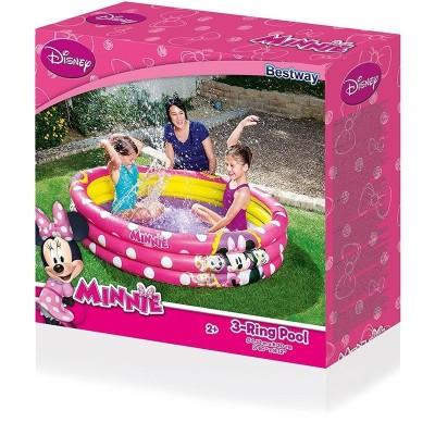 Minnie piscina hinchable