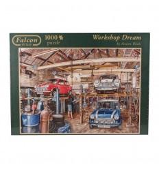 Puzzle 1000 workshop dream -falcon
