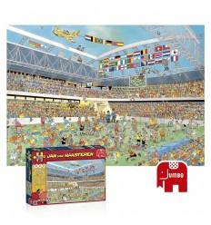 Puzzle 1000 copa del mundo- jumbo