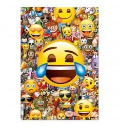 Puzzle 1000 emoji