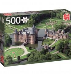 Puzzle 500de haar castle netherlasnds- jumbo