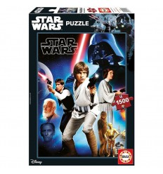 Puzzle 1500 star wars episodio iv