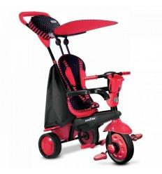 Triciclo smartrike spark rojo