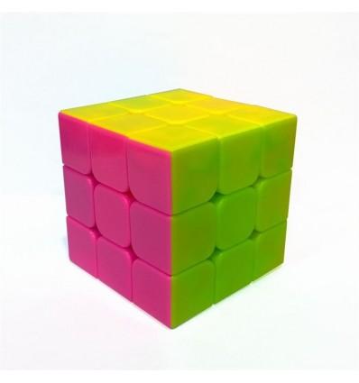 Cubo 3 x 3 yupo