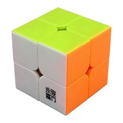 Cubo 2 x 2 yupo