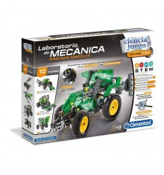 Laboratorio mecanica maquinas agricolas