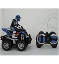 Quad atv radio control