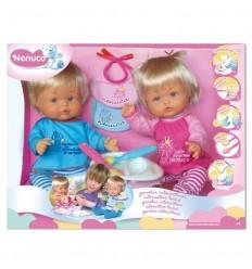 Nenuco gemelos interactivos