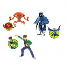 Figuras accion dx ben 10 alien force